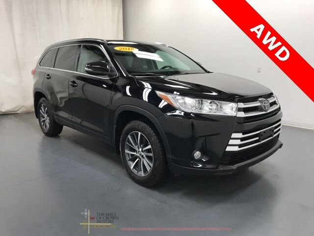 2018 Toyota Highlander XLE Holland MI