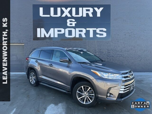 2018 Toyota Highlander XLE Leavenworth KS