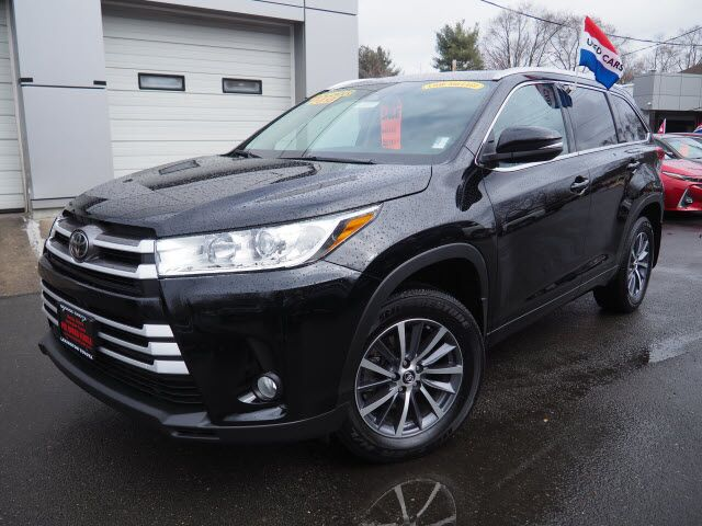 2018 Toyota Highlander XLE Lexington MA