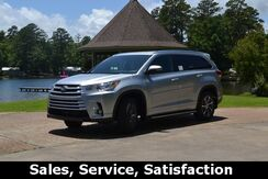 2018_Toyota_Highlander_XLE_ Louisville MS