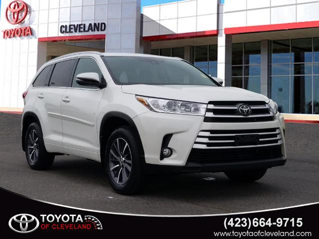 2018 Toyota Highlander XLE McDonald TN