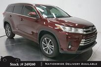 Toyota Highlander XLE NAV,CAM,SUNROOF,HTD STS,18IN WLS,3RD ROW 2018
