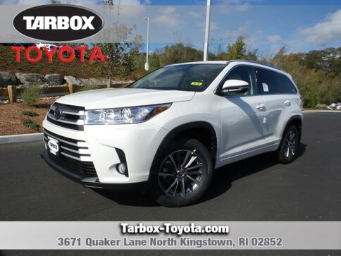 2018_Toyota_Highlander_XLE_ North Kingstown RI