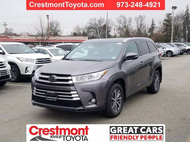 2018 Toyota Highlander XLE Pompton Plains NJ