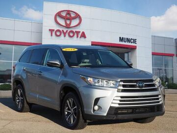 2018_Toyota_Highlander_XLE_ Richmond KY