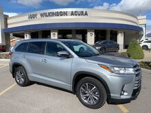2018_Toyota_Highlander_XLE_ Salt Lake City UT
