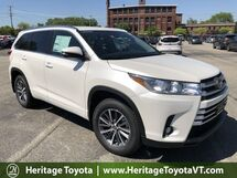 2018 Toyota Highlander XLE South Burlington VT