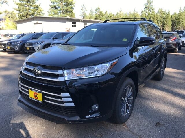 2018 Toyota Highlander XLE South Lake Tahoe CA