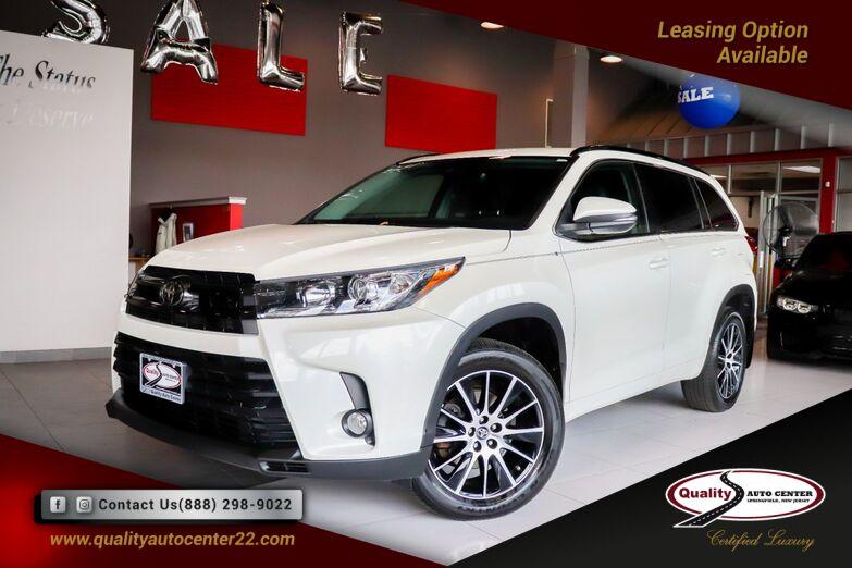 2018 Toyota Highlander XLE Springfield NJ