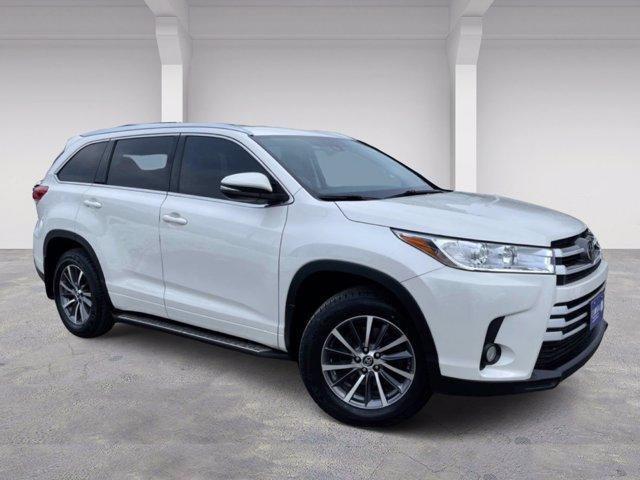 2018 Toyota Highlander XLE V6 AWD Westborough MA