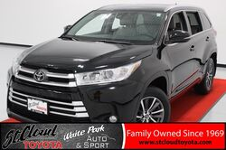 2018_Toyota_Highlander_XLE_ St. Cloud MN