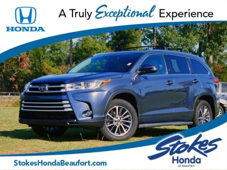 2018_Toyota_Highlander_XLE_ Aiken SC