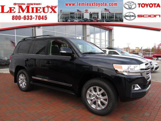 2018 Toyota Land Cruiser  Green Bay WI
