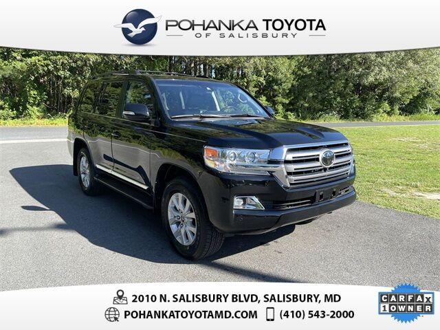 2018 Toyota Land Cruiser Base Salisbury MD