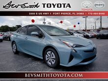 2018_Toyota_Prius_Four_ Fort Pierce FL