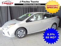 Toyota Prius Four Model Year Closeout! 2018