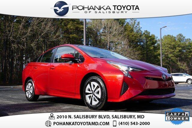 2018 Toyota Prius Four Salisbury MD