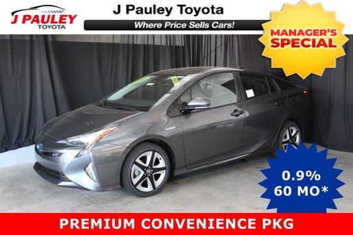 2018_Toyota_Prius_Four Touring Model Year Closeout!_ Fort Smith AR