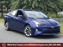 2018 Toyota Prius Four Touring White River Junction VT