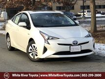 2018 Toyota Prius Four White River Junction VT