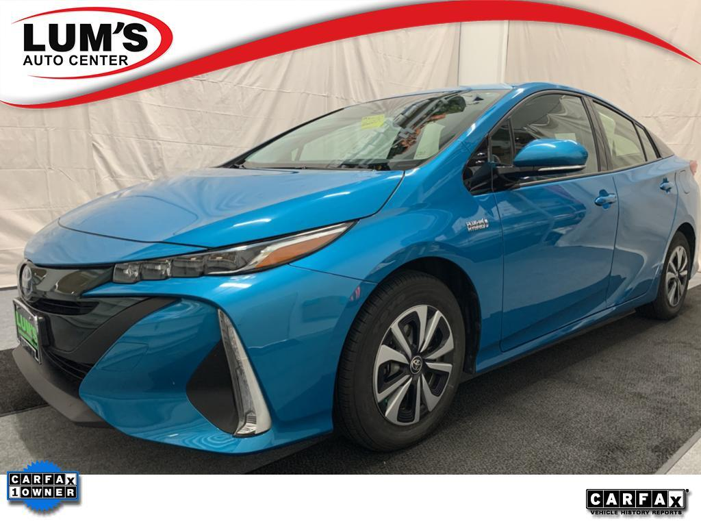 2018 Toyota Prius Plug-In PREMIUM Warrenton OR