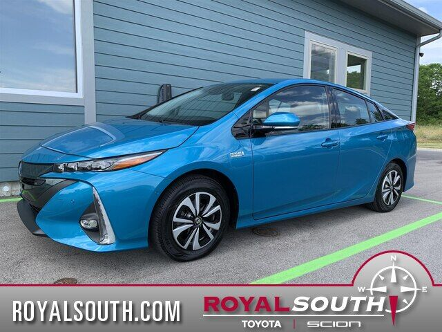 2018 Toyota Prius Prime Advanced Bloomington IN