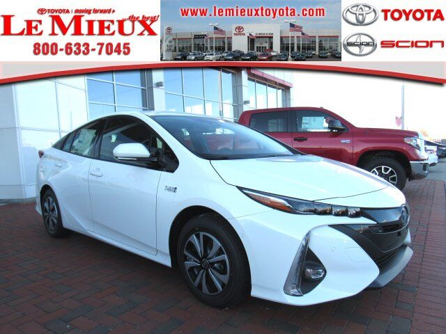 2018 Toyota Prius Prime Advanced Green Bay WI