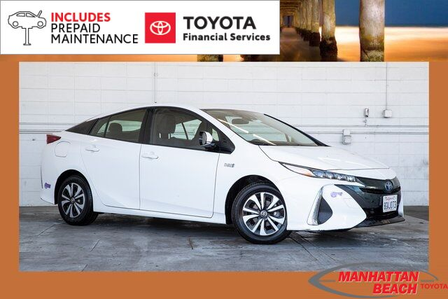 2018 Toyota Prius Prime Plus Manhattan Beach CA