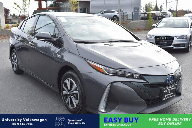 2018 Toyota Prius Prime Plus Seattle WA