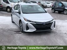 2018 Toyota Prius Prime Plus South Burlington VT