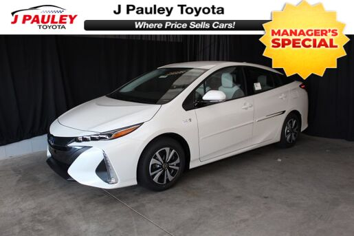 2018_Toyota_Prius Prime_Premium 133 MPG-e Model Year Closeout!_ Fort Smith AR