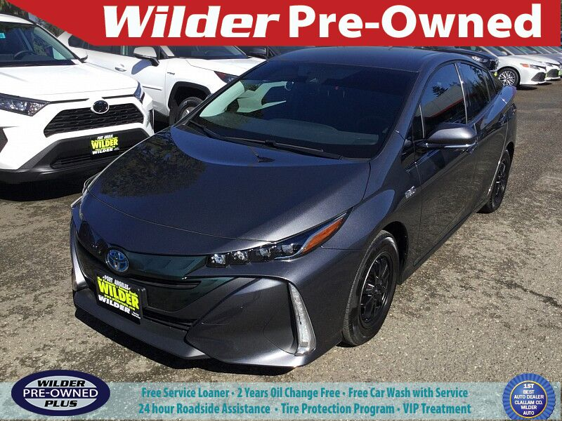 2018 Toyota Prius Prime Premium Port Angeles WA