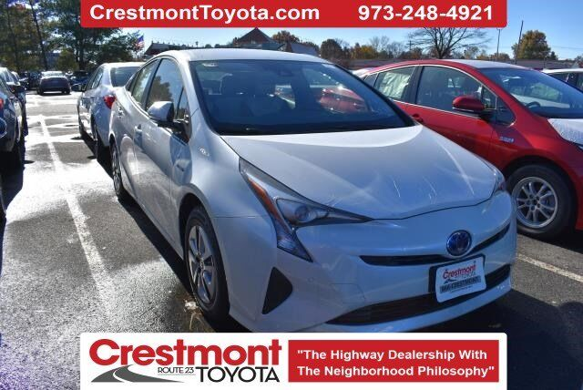 2018 Toyota Prius Three Pompton Plains NJ
