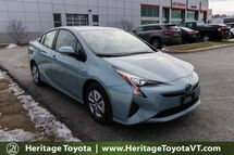 2018 Toyota Prius Three South Burlington VT
