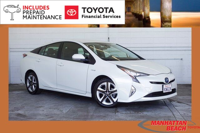 2018 Toyota Prius Three Touring Manhattan Beach CA