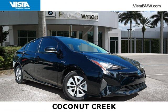 2018 Toyota Prius Two Eco Coconut Creek FL