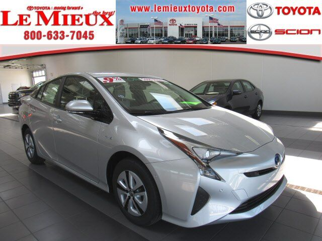 2018 Toyota Prius Two Green Bay WI