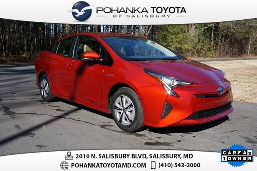 2018_Toyota_Prius_Two_ Salisbury MD