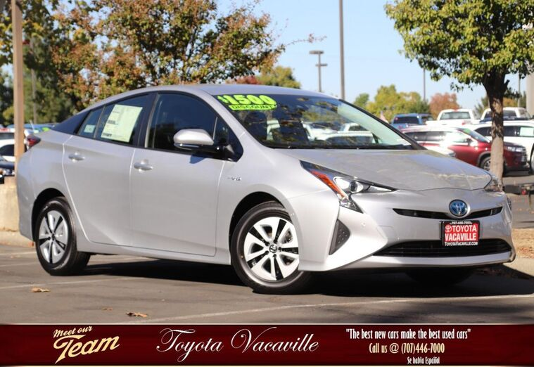 2018 Toyota Prius Two Vacaville CA