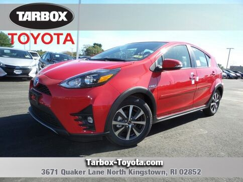 2018_Toyota_Prius c_Four_ North Kingstown RI