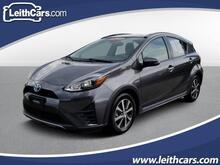 2018_Toyota_Prius c_One_ Cary NC