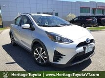 2018 Toyota Prius c One South Burlington VT