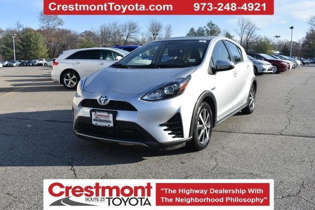 2018 Toyota Prius c Three Pompton Plains NJ