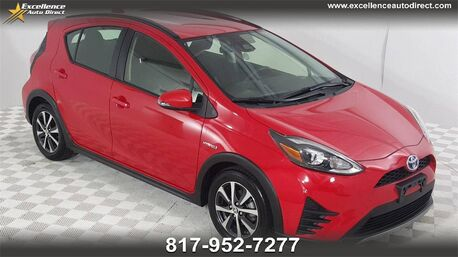 2018_Toyota_Prius c_Two ,3RD ROW SEATS,BUCKET SEATS,SUNROOF,BCK-CAM..._ Euless TX