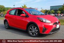 2018 Toyota Prius c Two White River Junction VT