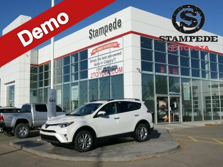 2018 Toyota RAV4 AWD Limited NE Calgary AB