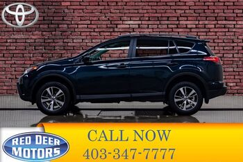 2018_Toyota_RAV4_AWD XLE Roof BCam_ Red Deer AB