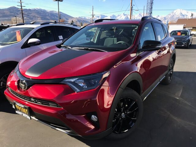 Vehicle details 2018 toyota rav4 at perry motors toyota for Perry motors bishop ca