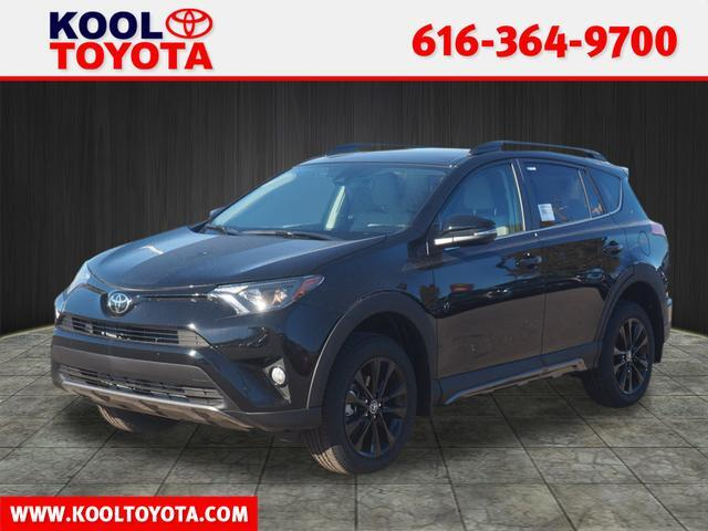 2018 Toyota RAV4 Adventure Grand Rapids MI