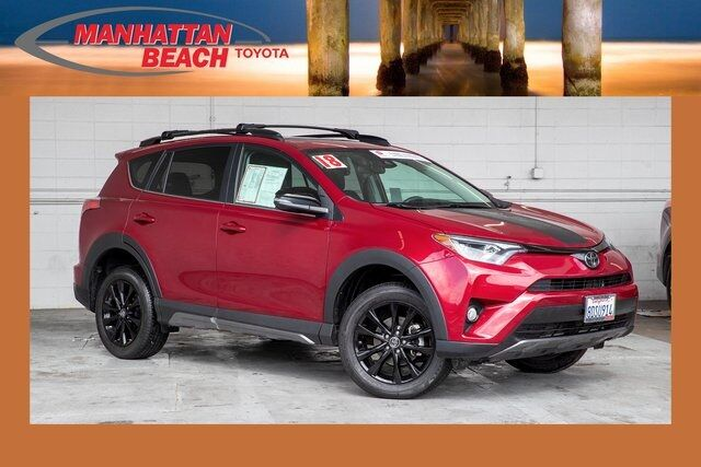 2018 Toyota RAV4 Adventure Manhattan Beach CA